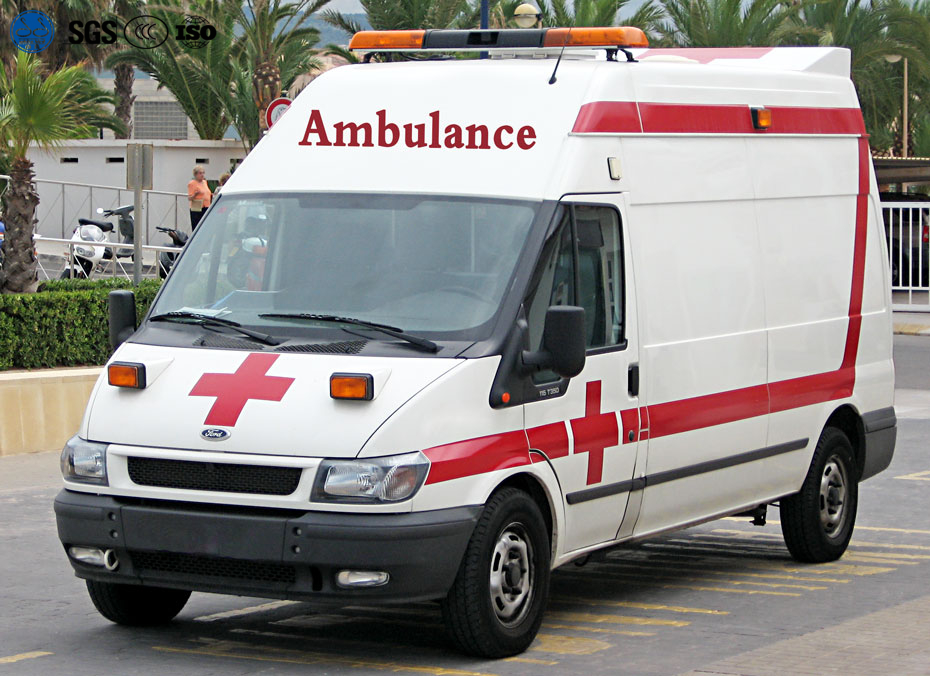 Ambulance Van for Sale