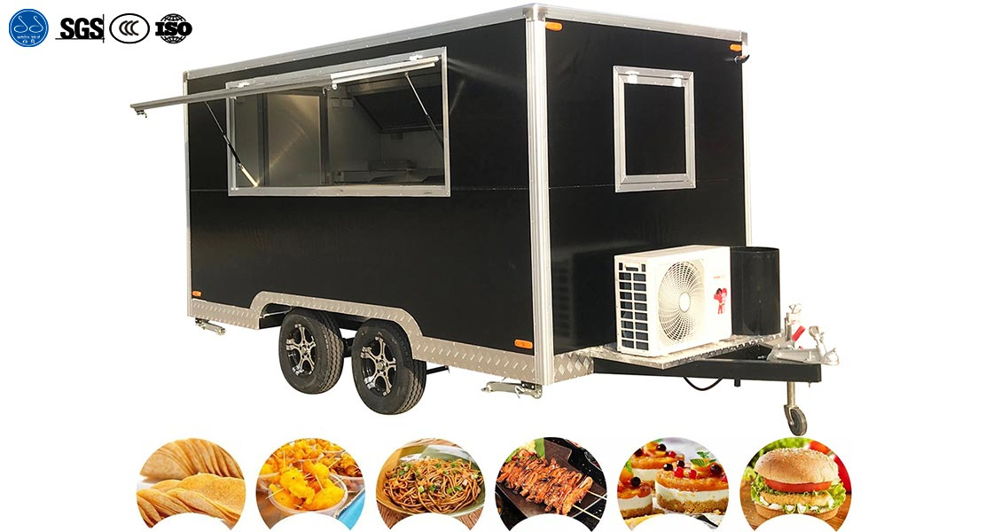 Lunch Truck for Sale