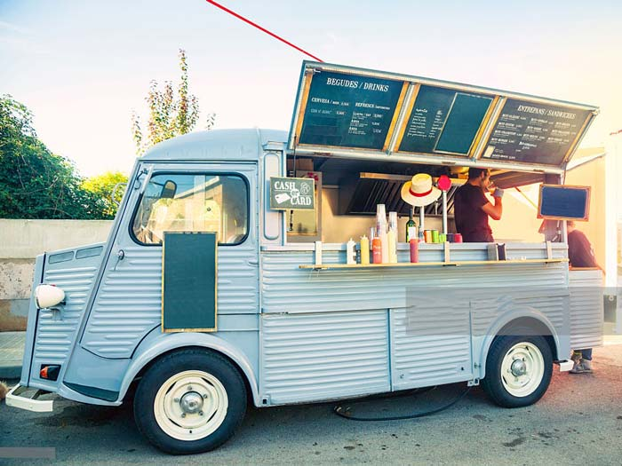 FAQs and Category of Our Food Truck for Sale