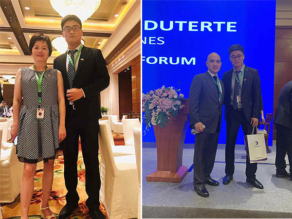 China philippines busineess forum